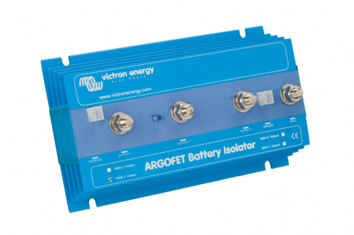 Argofet 200-3 Three batteries 200A